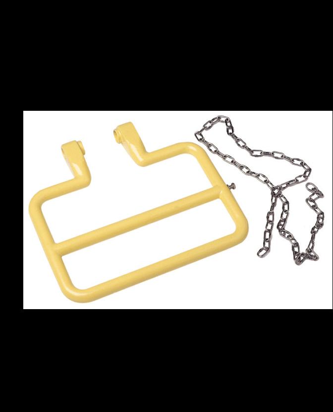 Pédale avec chaine